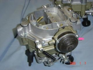 Gary Hodges Ramjet, Ltd , Carburetor and Rochester Fuel Injection